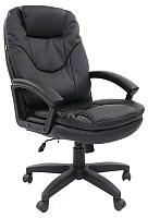 Кресло офисное Chairman 668 LT (черный) -