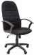 Кресло офисное Chairman 737 (черный) -