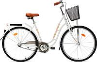 Велосипед Aist Tango 1.0 (28, белый) -
