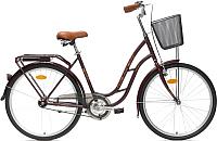 Велосипед Aist Tango 1.0 (26, коричневый) -