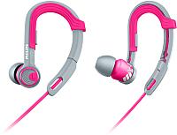 Наушники Philips ActionFit SHQ3300PK/00 (серый/розовый) -