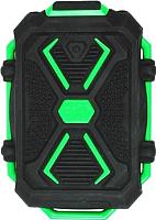 Портативное зарядное устройство Ritmix RPB-10407LST (черный/зеленый) -