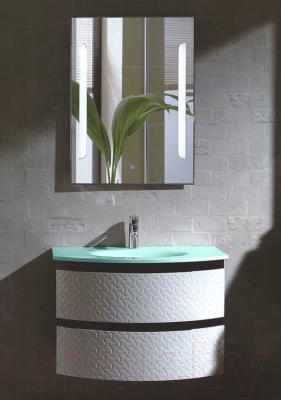 Зеркало для ванной Saniteco Вена 3091-1 - коллекция «Вена» в интерьере