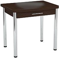 Обеденный стол Millwood Алтай-04 Комфорт (венге) -