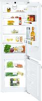 Холодильник с морозильником Liebherr ICUN 3324 -