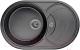 Мойка кухонная Granula GR-7801 (шварц) -