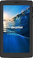 Планшет Digma Plane 7006 8GB LTE / PS7041PL (черный) -