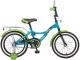 Детский велосипед Novatrack Bagira 167BAGIRA.BL6 -