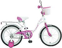Детский велосипед Novatrack Butterfly 167BUTTERFLY.WPR7 -