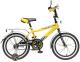 Детский велосипед Novatrack Taxi 167TAXI.YL6 -