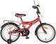 Детский велосипед Novatrack Turbo 167TURBO.RD7 -