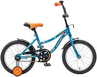 Детский велосипед Novatrack Neptune 163NEPTUN.BL5 -