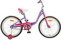 Детский велосипед Novatrack Angel 205AANGEL.VL7 -
