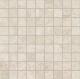Декоративная плитка ColiseumGres Сиена Вставка Мозаика (300x300, белый) -
