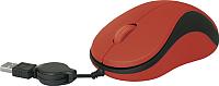 Мышь Defender #1 MS-960 / 52961 (красный) -