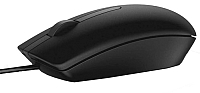 Мышь Dell Optical Mouse MS116 / 570-AAIS -