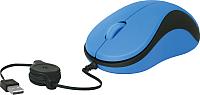 Мышь Defender #1 MS-960 / 52960 (синий) -