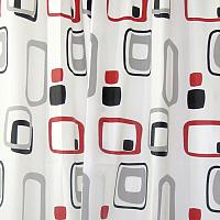 Текстильная шторка для ванной Milardo 515V180M11 -