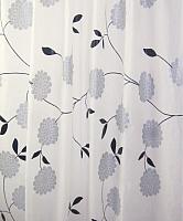 Текстильная шторка для ванной Milardo 516V180M11 -