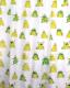 Текстильная шторка для ванной Milardo 890P180M11 -