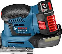 Профессиональная виброшлифмашина Bosch GSS 18V-10 Solo (0.601.9D0.200) -