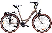 Велосипед Aist Jazz 2.0 (коричневый) -