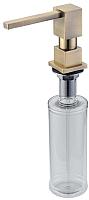 Дозатор жидкого мыла ZorG AZR 22 BR -