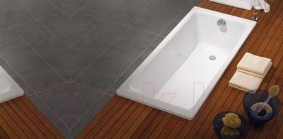 Ванна стальная Kaldewei Puro 652 170x75 (с антискользящим покрытием)