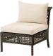 Кресло садовое Ikea Кунгсхольмен/Холло 490.480.29 -