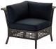 Кресло садовое Ikea Кунгсхольмен/Кунгсэ 792.203.44 -