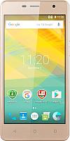 Смартфон Prestigio Wize PX3 3528 Duo / PSP3528DUOGOLD (золото) -