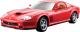 Масштабная модель автомобиля Bburago Ferrari 550 Maranello / 18-26004 -