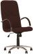 Кресло офисное Новый Стиль Manager Steel Chrome (LE-K) -
