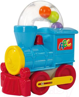 Развивающая игрушка Simba Веслый паровозик 104014774