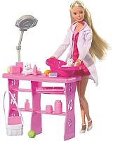 Кукла Simba Штеффи-ветеринар с аксессуарами 105737393 -