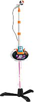 Музыкальная игрушка Simba Микрофон на стойке с МР3 106838615 -