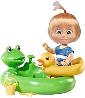 Кукла Simba Маша с бассейном и аксессуарами 109301698 -