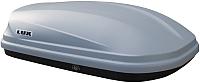 Автобокс Lux 600 440L 69499 (серый матовый) -