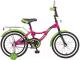 Детский велосипед Novatrack Bagira 207BAGIRA.PN6 -