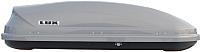 Автобокс Lux 735 450L 841887 (серый металлик) -