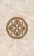 Декоративная плитка Нефрит-Керамика Гермес (400x250, светло-коричневый) -