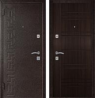 Входная дверь Металюкс М400 L (96x205) -