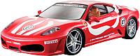 Масштабная модель автомобиля Bburago Феррари F430 Фиорано -