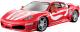 Масштабная модель автомобиля Bburago Феррари F430 Фиорано / 18-26009 -