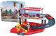 Детская игрушка Bburago Автосервис 2-х уровневый 18-31231 -