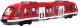 Элемент железной дороги Dickie Городской поезд 203748002 -