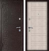 Входная дверь Металюкс М401 L (96x205) -