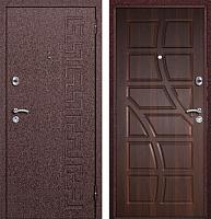 Входная дверь Металюкс М6/1 R (86x205) -
