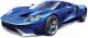 Масштабная модель автомобиля Maisto Форд GT 81238 -