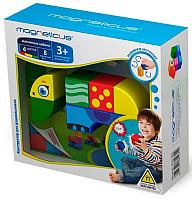 Развивающая игрушка Magneticus Магнитные кубики